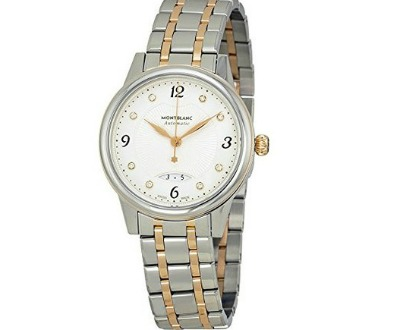 mont blanc watches for