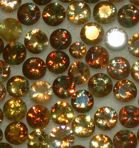 Andalusite Gemstones