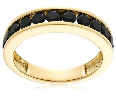 ¸ Black Diamond Rings